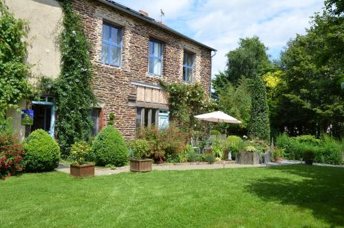 La Gentilhommière : Bed and Breakfast near Saint-Erblon