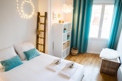 Majord'Home - Le Sathonnay : Apartment near Lyon 4e Arrondissement