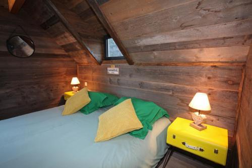 L'isard Blanc 1 : Guest accommodation near Chèze