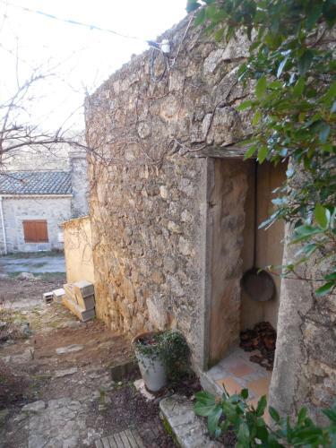 Les Gites Du Mazel : Guest accommodation near Saint-Romain-de-Lerps