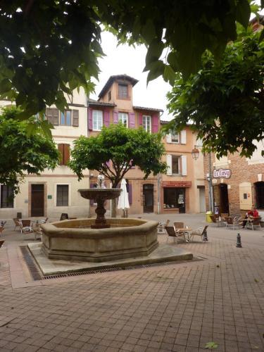 Albi city gites : Apartment near Albi