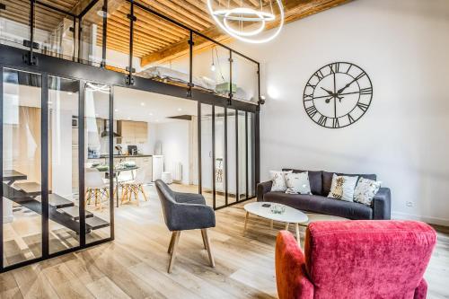Lovely escapade in downtown Lyon : Apartment near Lyon 9e Arrondissement