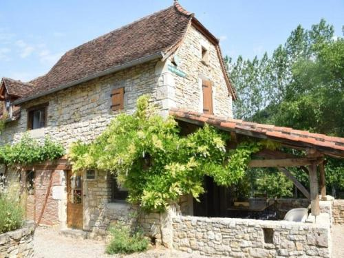 House Les hirondelles 1 : Guest accommodation near Cabrerets