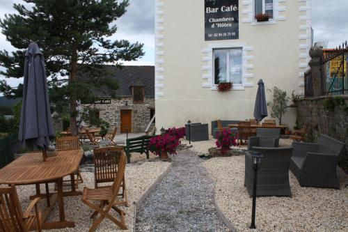 Valfrescos : Bed and Breakfast near Saint-Aignan