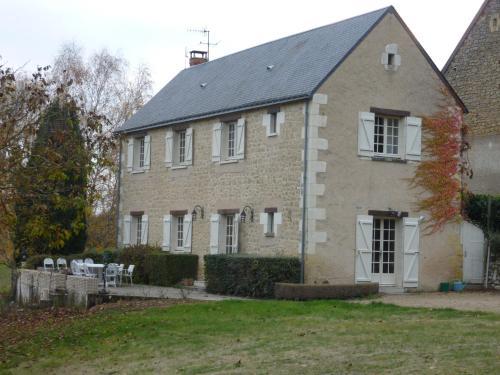 La Belle Etoile : Guest accommodation near Courcoué