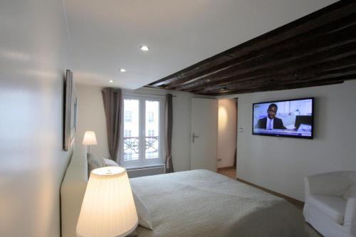 Superbe Appartement : Apartment near Paris 3e Arrondissement