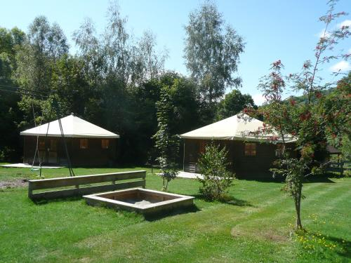 Ascou la Forge - Yourthe : Guest accommodation near Niort-de-Sault