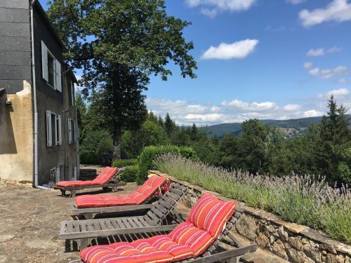 Cabanot : Guest accommodation near Fraisse-sur-Agout