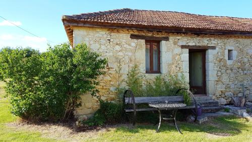 Le Merlat Gite : Guest accommodation near Roques