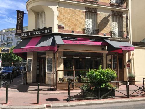 Au limousin : Hotel near Asnières-sur-Seine