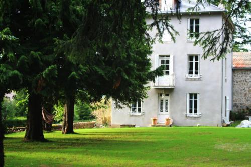La Fayolle : Guest accommodation near Borée