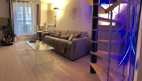 Apartment Duplex Paris : Apartment near Paris 2e Arrondissement