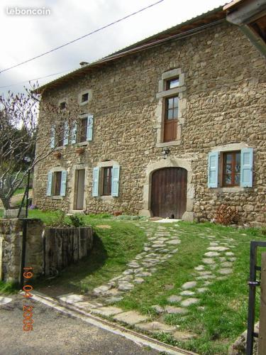 Montager : Guest accommodation near Chomelix