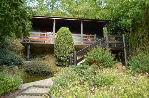 La Cabane du Commandeur : Guest accommodation near La Tessoualle