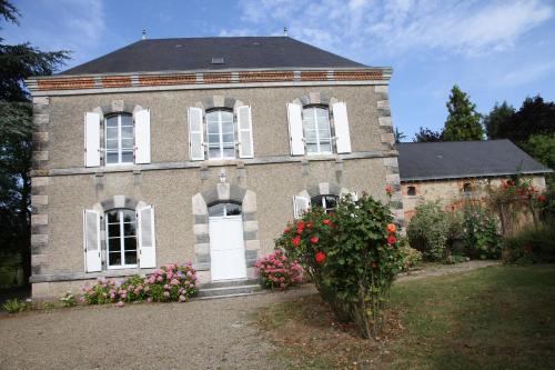 Maison St Mayeul : Guest accommodation near Thorigné-en-Charnie