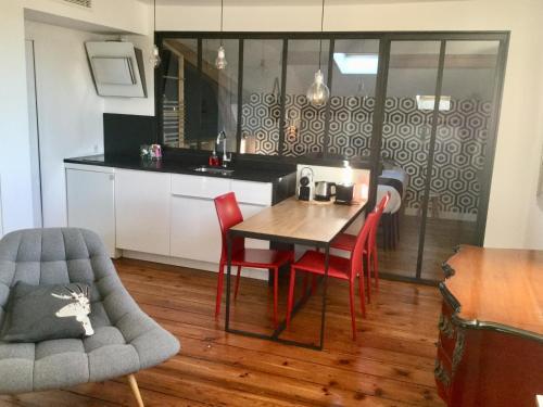 L'appartement de Margot : Apartment near Bordeaux