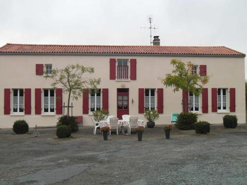 Evasion Campagnarde : Guest accommodation near Cholet