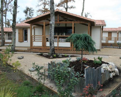 La Cigale : Guest accommodation near Magescq