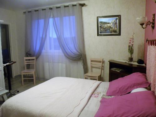 Chambres d'Hotes Le Pavillon du Charme : Bed and Breakfast near Montiers-sur-Saulx