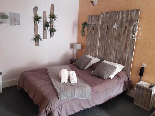 Chez Francoise : Hotel near Perrancey-les-Vieux-Moulins