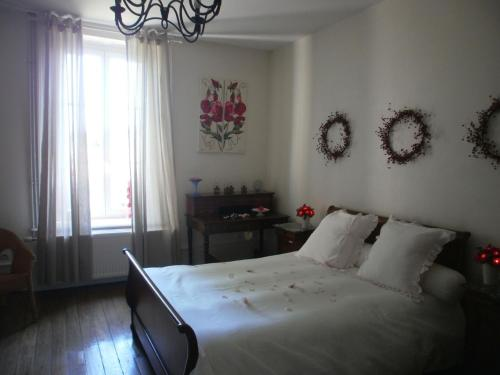 Le Jardin des Lys : Bed and Breakfast near Vaudoncourt