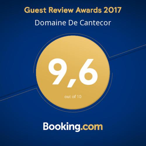 Domaine De Cantecor : Bed and Breakfast near Montfermier