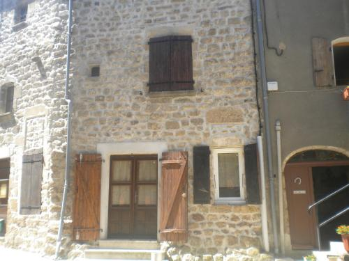 Gîtes meyras : Guest accommodation near Mayres