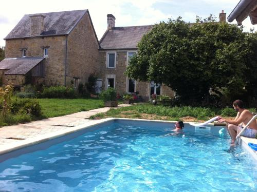 Villa La Montee : Guest accommodation near Amayé-sur-Orne