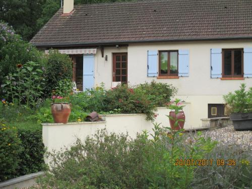La Griotterie : Guest accommodation near Alligny-Cosne