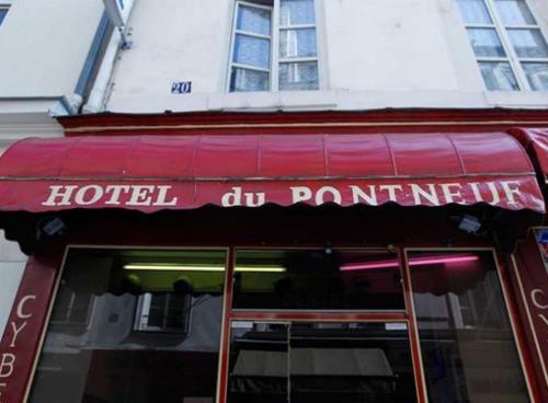 Hôtel du Pont Neuf : Hotel near Paris 1er Arrondissement