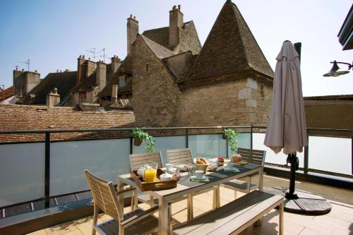 La Terrasse des Climats : Apartment near Beaune