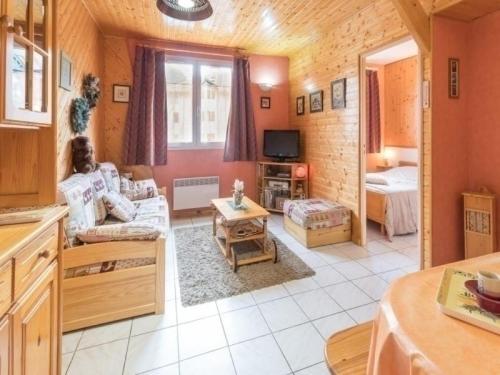 Apartment Pre du moulin b : Apartment near Briançon