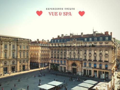 Host inn Lyon - Appartement de Luxe aux Terreaux : Apartment near Lyon 1er Arrondissement