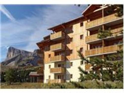 Apartment Les chaumettes 32 : Apartment near Le Noyer