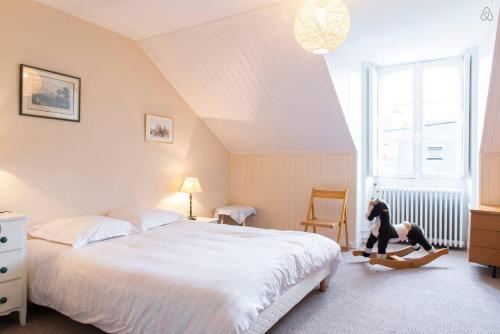 Chambres Saint Donatien : Bed and Breakfast near Sainte-Luce-sur-Loire