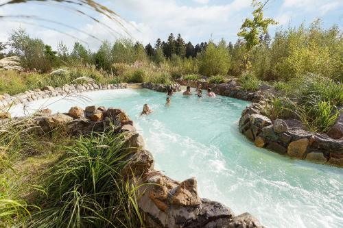 Center Parcs Les Trois Forêts : Guest accommodation near Raon-lès-Leau