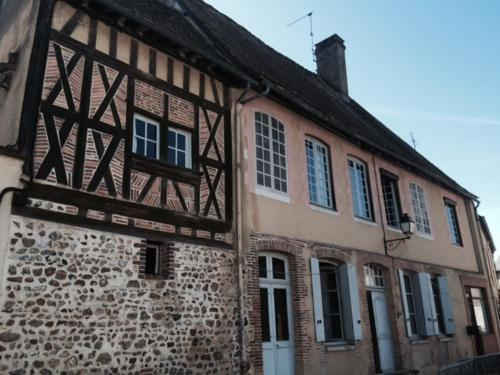 L'ancienne Boucherie : Guest accommodation near Saint-Martin-sur-Ocre