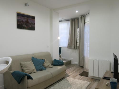 Bastille Sedaine Atelier : Apartment near Paris 11e Arrondissement