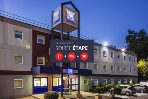 ibis budget Bourges : Hotel near Villecelin