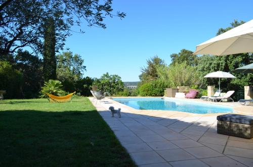 Gîtes Lackocote : Guest accommodation near Castillon-du-Gard