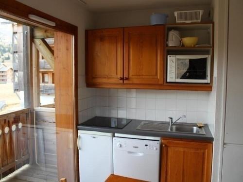 Apartment Les chalets de superd bleuet : Apartment near Saint-Firmin