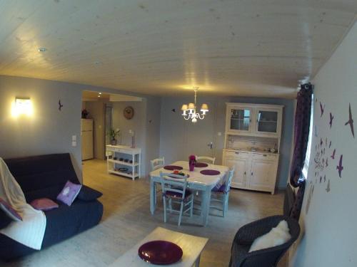 Appartement Flo et Nico : Apartment near Doubs