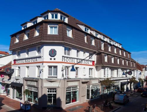 Red Fox : Hotel near Le Touquet-Paris-Plage