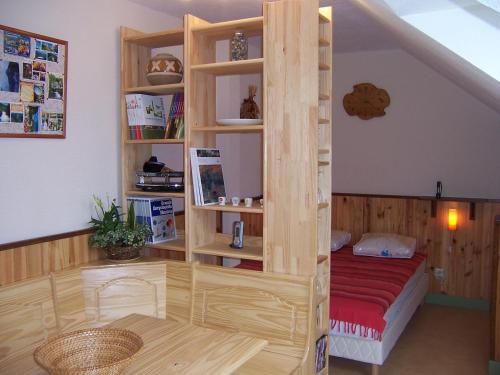 La maison de poupet : Apartment near Lizine