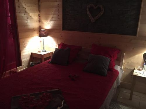 La Maison de l'Amour : Guest accommodation near Brue-Auriac