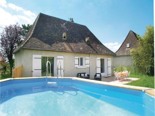 Holiday home La Douze *LXXV* : Guest accommodation near Saint-Pierre-de-Chignac