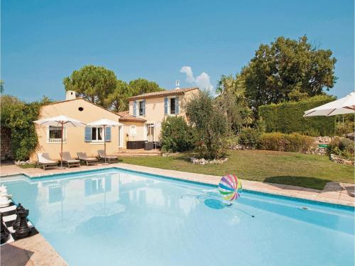 Holiday home St. Cézaire sur Siagne 15 : Guest accommodation near Saint-Cézaire-sur-Siagne
