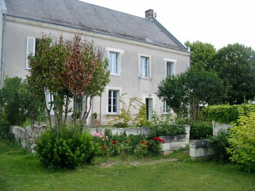 Chambres d'Hôtes Les Bords du Cher : Bed and Breakfast near Seigy