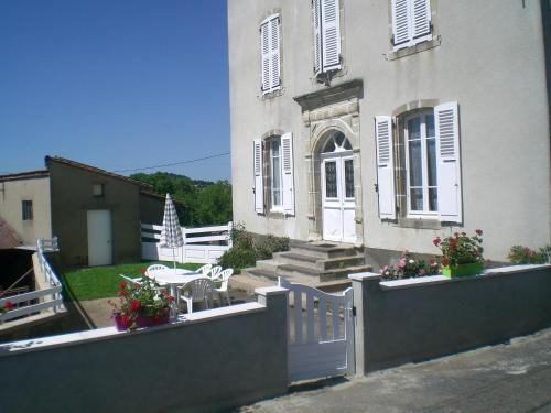 chez mimoune : Guest accommodation near Montmorin