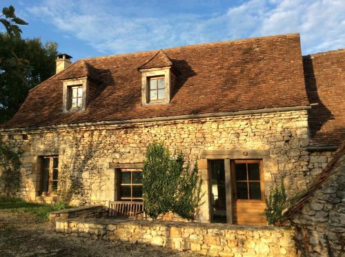 Les Bernards : Guest accommodation near Mouzens